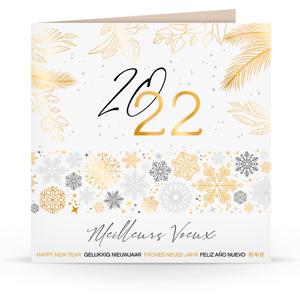 Carte de voeux C2210