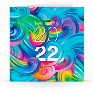 Carte de voeux C2219