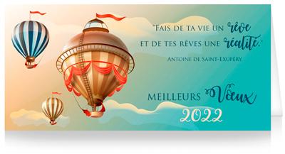 Carte de voeux P2243