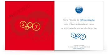Ecard professionnelle C1301