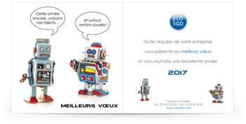 Ecard professionnelle C1329