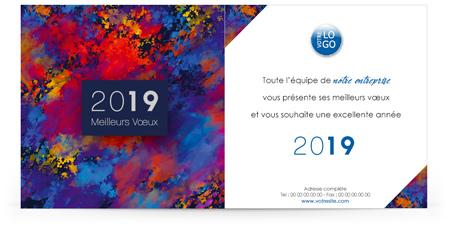 Ecard professionnelle C1908