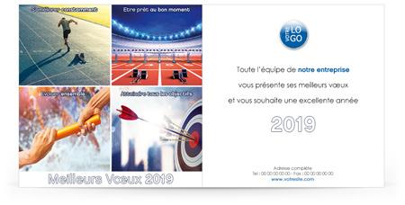 Ecard professionnelle C1922