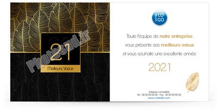 Ecard professionnelle C2007