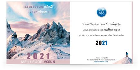 Ecard professionnelle P2039