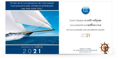 Ecard professionnelle P2041