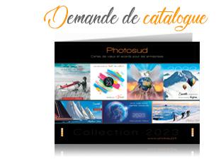Catalogue carte de voeux entreprise