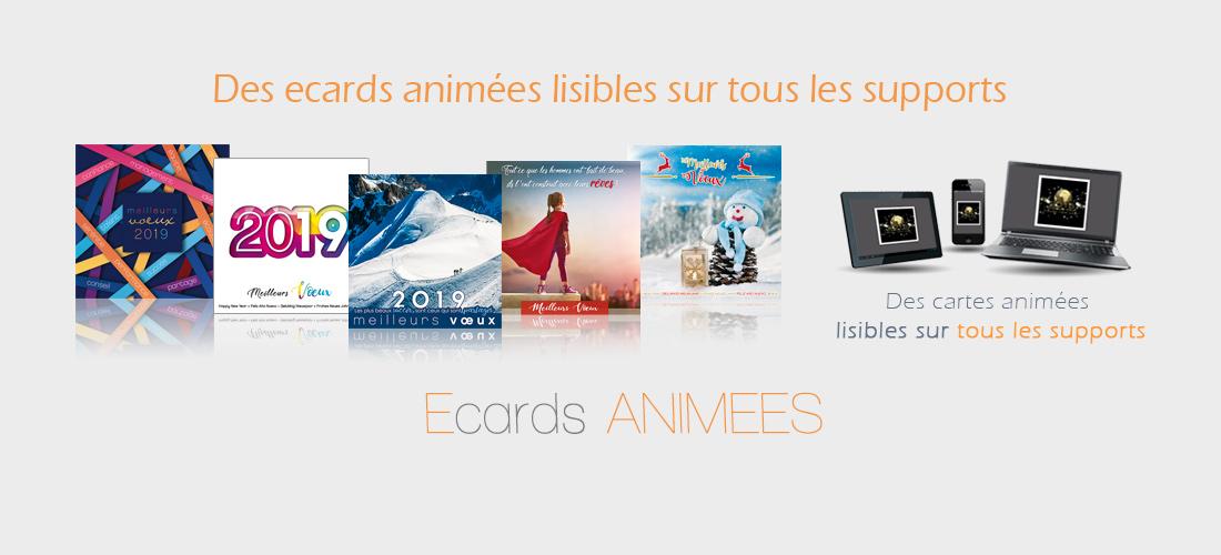 Ecard entreprise 2019